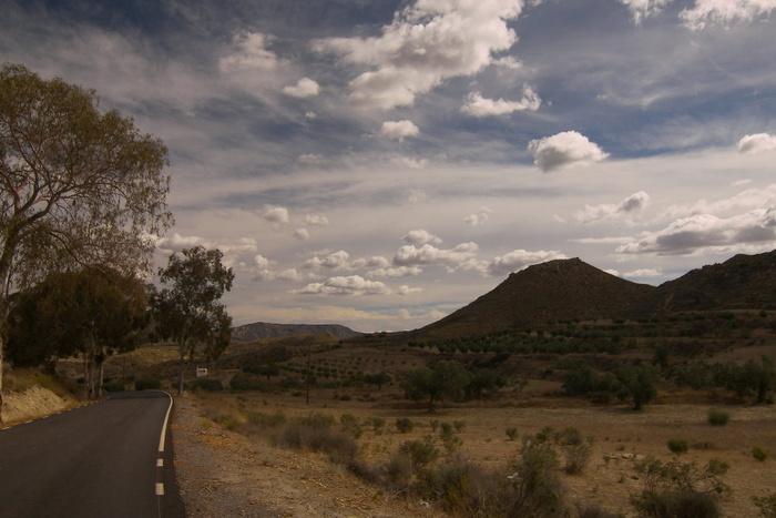Roads of Andalucia