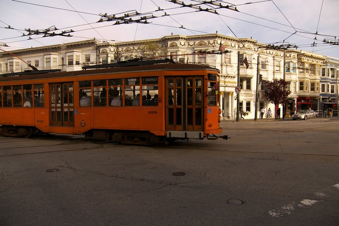 Market Streetcar