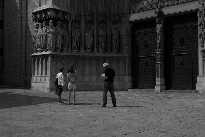 Cathedral Tourists