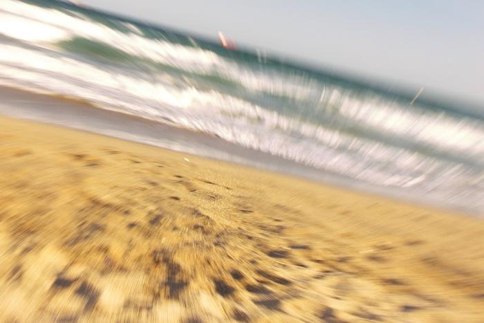 Beach Whirlwind