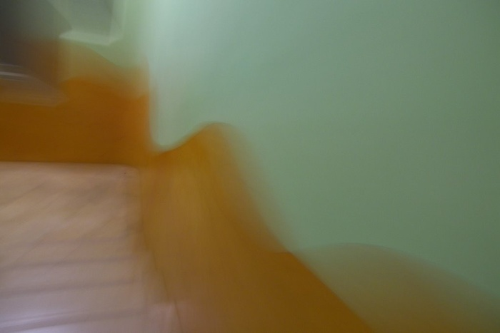 Blurred Stairs