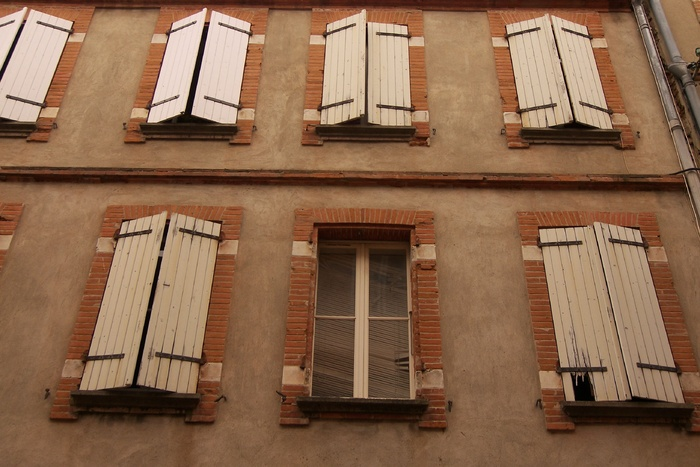 Windows Of Toulouse (1)