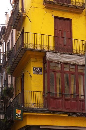 Calle de San Fernando, Valencia