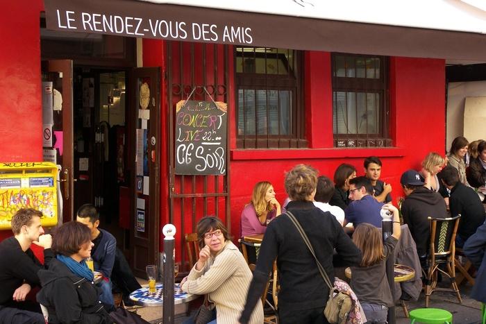 Paris Week: Le Rendez Vous Des Amis