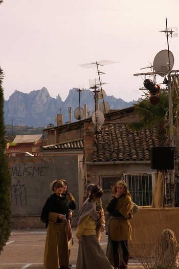 From Manresa to Monserat
