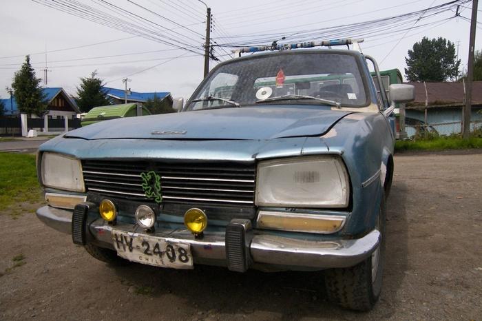 Chilean Peugeot