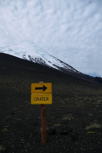 Crater This Way