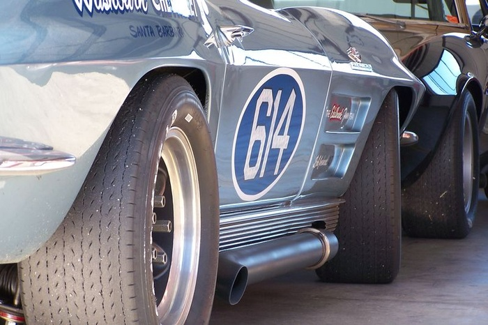 614 Corvette