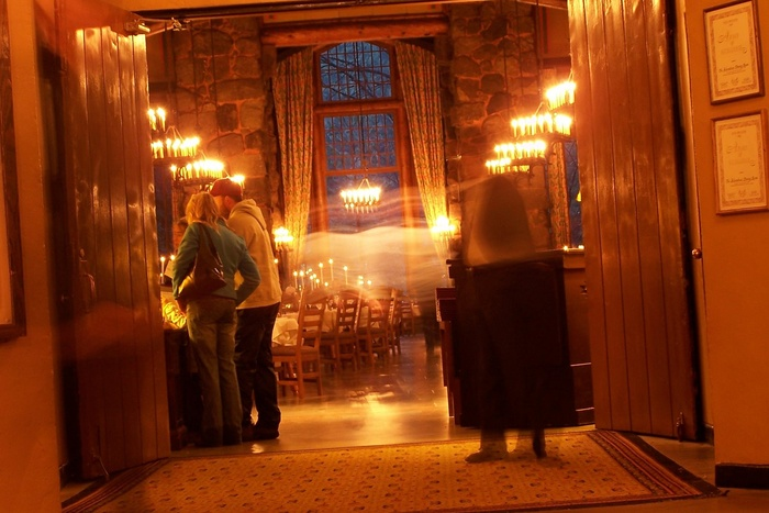 Ahwahnee Ghosts
