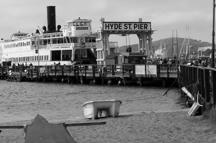 Eureka Hyde st Pier