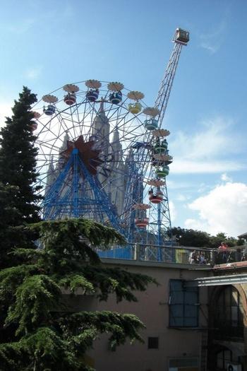 Sacred Heart Ferris Wheel