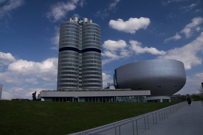 BMW Towers