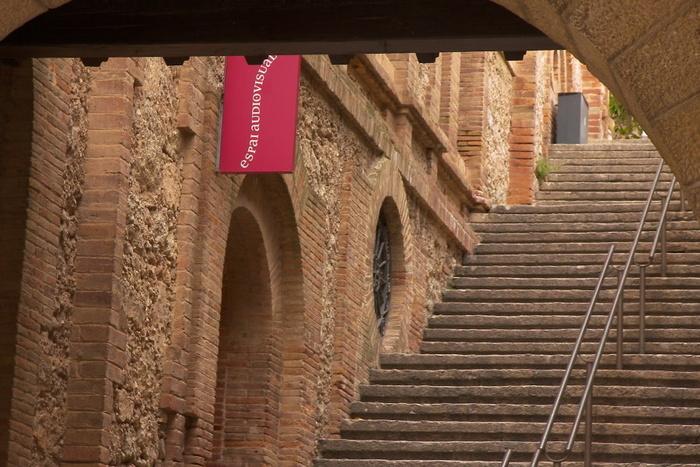 Stairs to Montserat