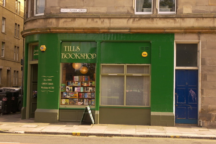Scottish Bookshop