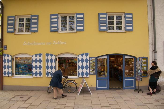 Castle Souvenir Store