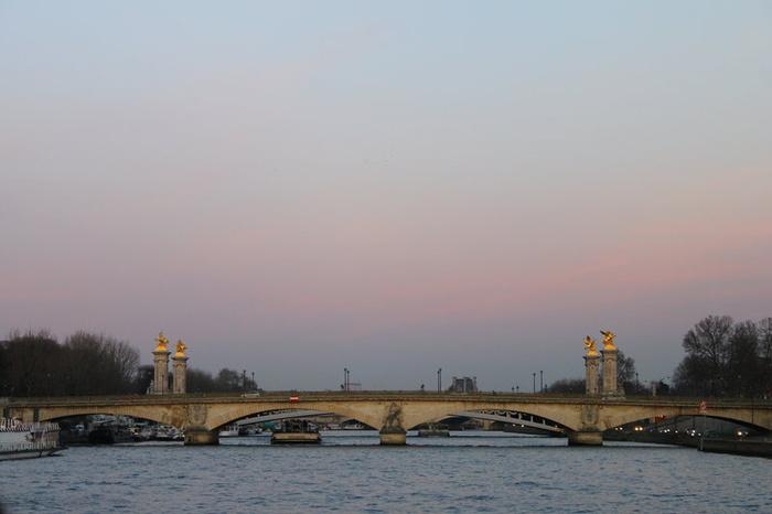 Gold on Bridge