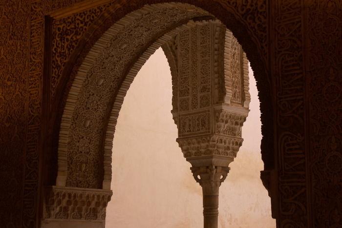 Arch, Pillar