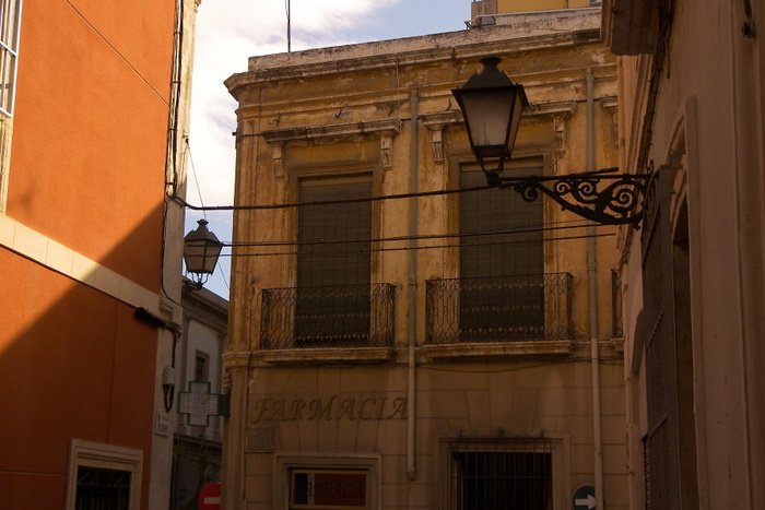 Pharmacy in Almeria