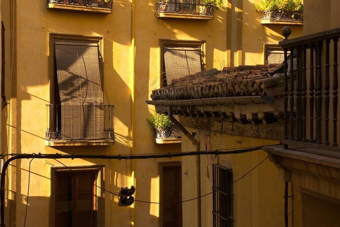 Balcony, Roof, Balcony